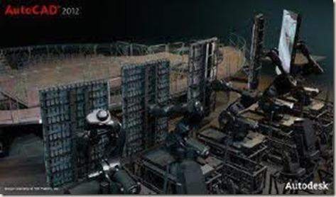 الأتوكاد ثري دي AutoCAD 3D