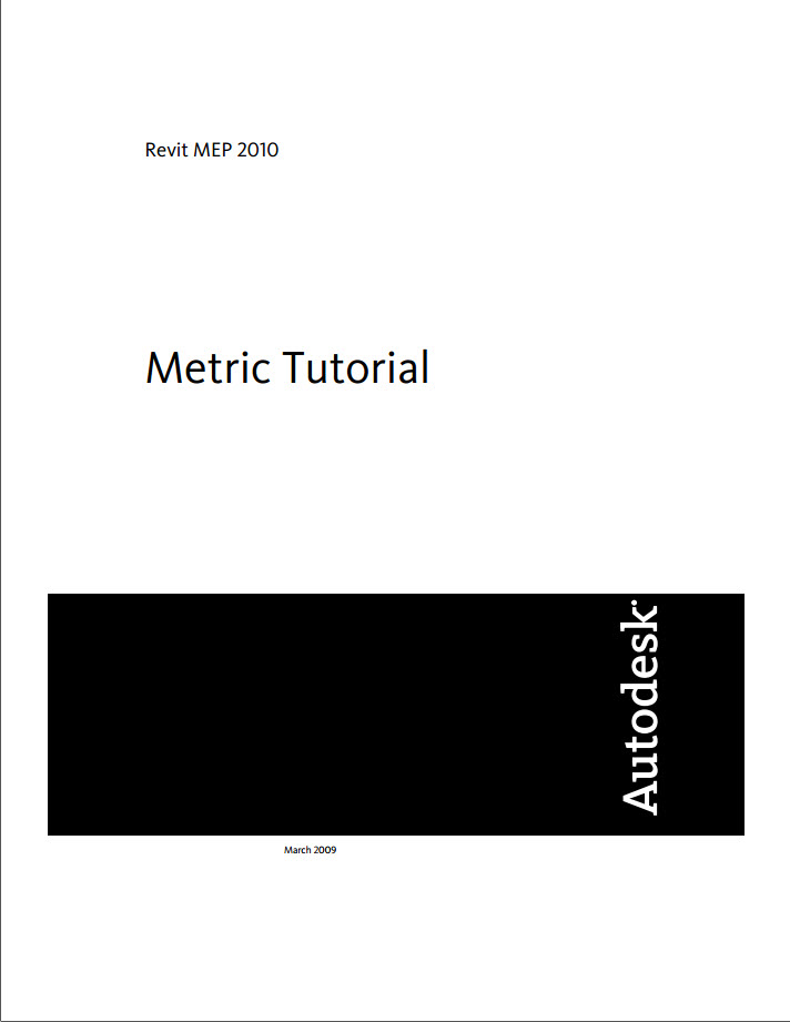 Tutorials Revit MEP 2010 EN