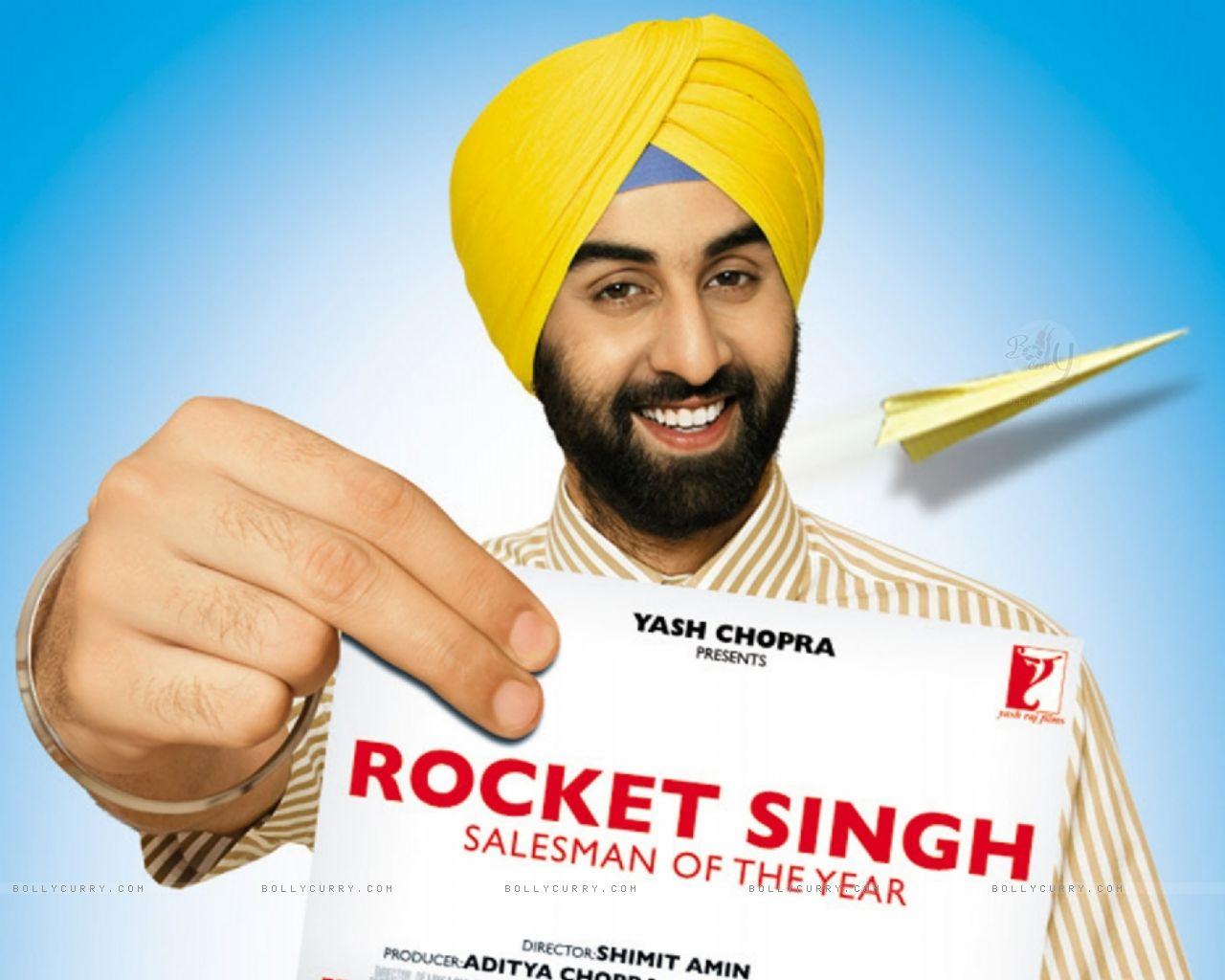 Rocket Singh Salesman of the Year،  - 5 أسرار في البيع ونصائح