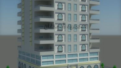 Photo of برج سكني تجاري