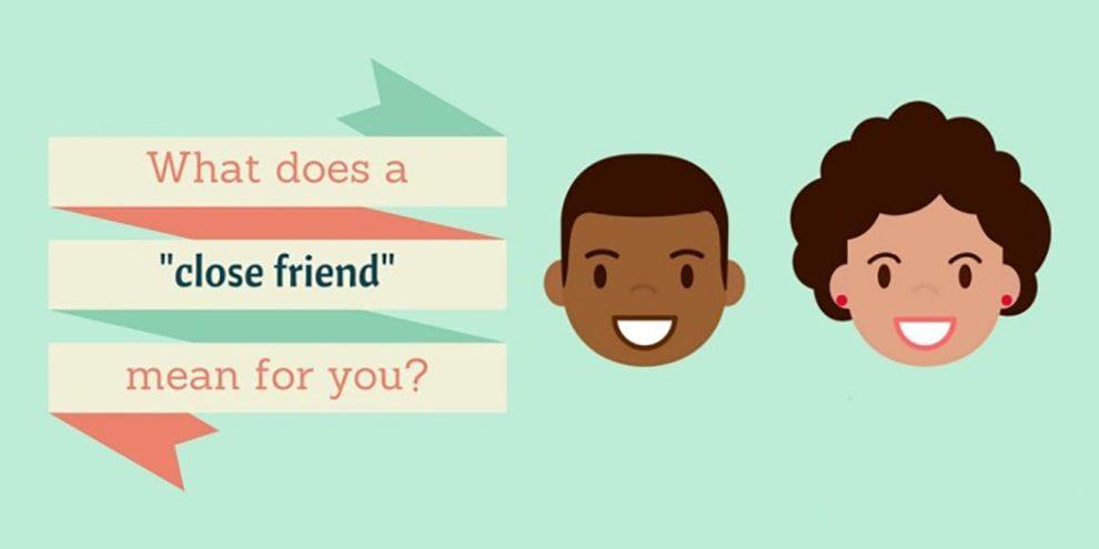 ماذا تعني الصداقة لك
