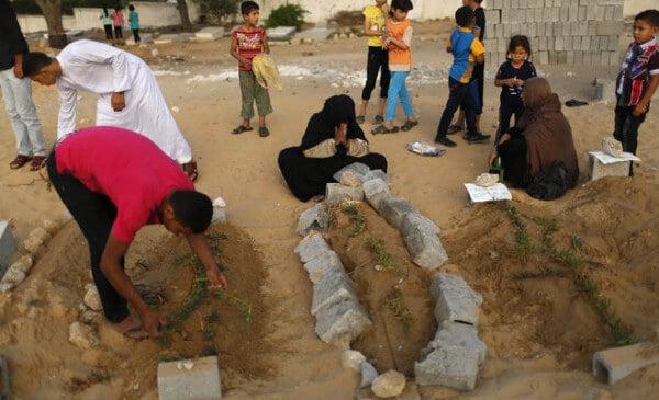 مقابر غزّة