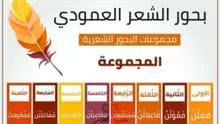Photo of مجموعات البحور الشعرية