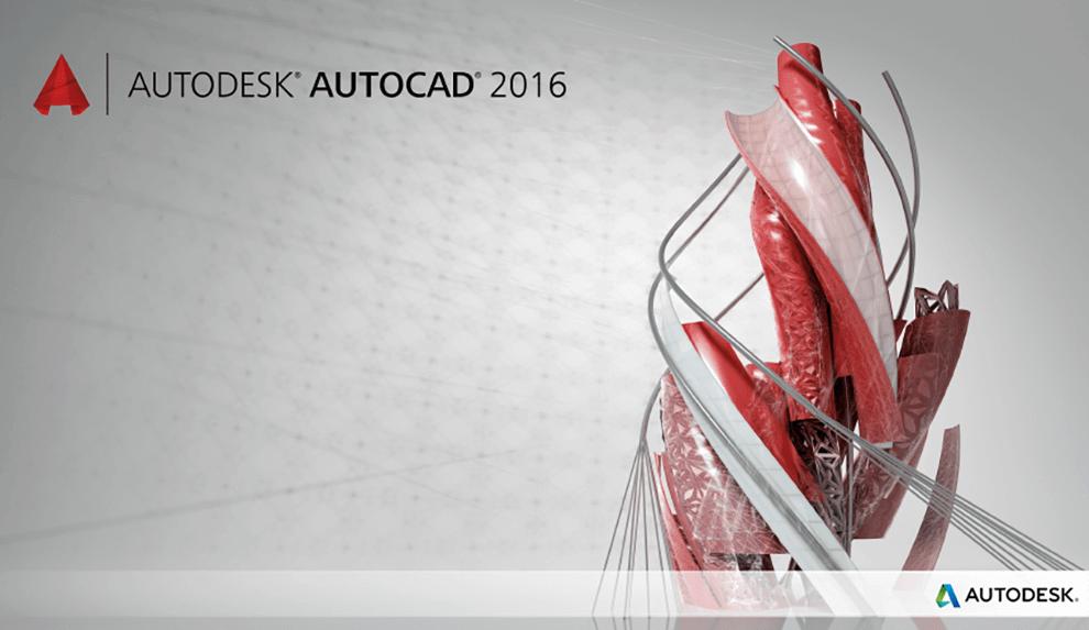 برنامج الأتوكاد AutoCAD 2016