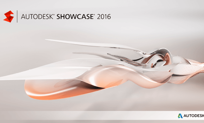 أتوديسك شوكيس Autodesk Showcase