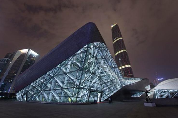 متحف ريفرسايد بغلاسكو بإسكتلندا (2011)