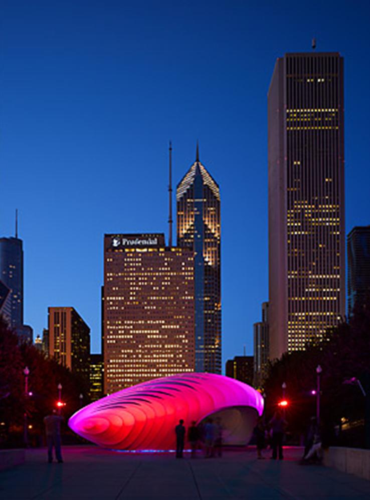 جناح برنهام في شيكاغو (2009)