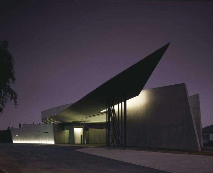 مركز فاينو للعلوم في فولفسبورغ في ألمانيا (2005)