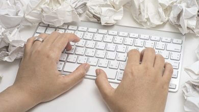 صورة 8 خطوات لتحرير كتاباتك