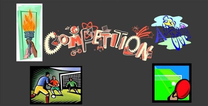المسابقات Competitions