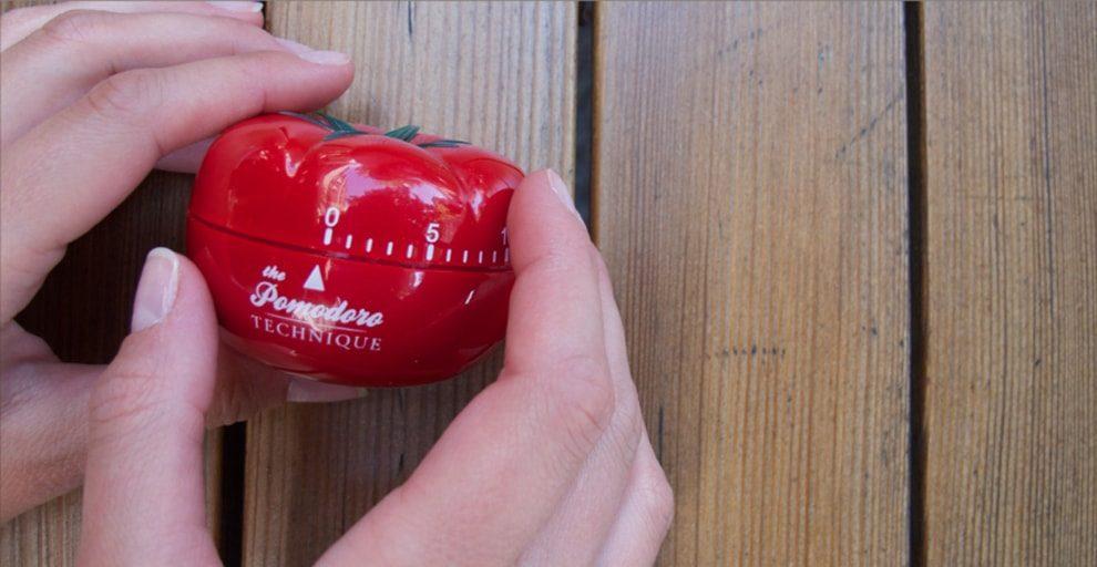 تقنية الطماطم Pomodoro Technique