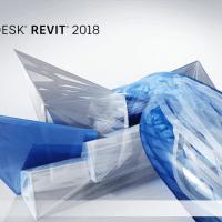 برنامج الريفيت 2018 Revit النواة 64بت