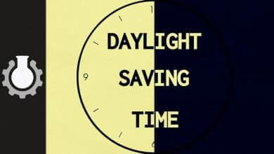 Photo of التوقيت الصيفي Daylight Saving Time