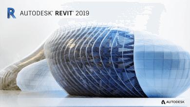 برنامج الريفيت 2019 Revit النواة 64بت