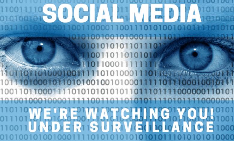 وسائل الإعلام الاجتماعية تراقبك ~ الجزء 1 من 2