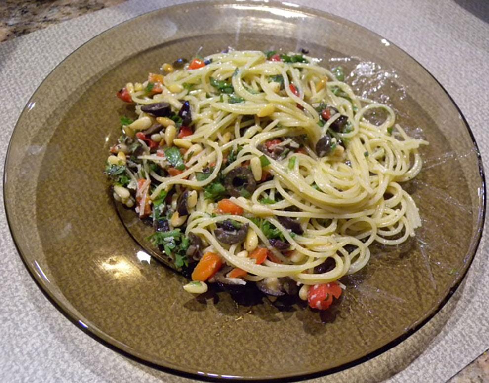 معكرونة ماركو بولو Spaghetti Marco Polo