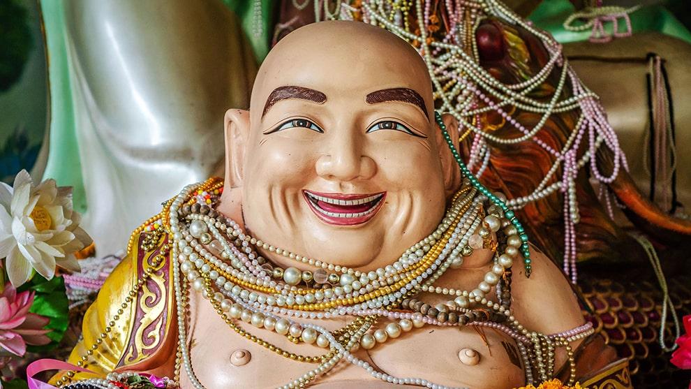 بودا الضاحك laughing buddha