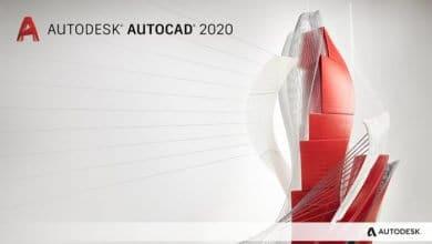 صورة برنامج أتوكاد 2020 النواة 64 بت