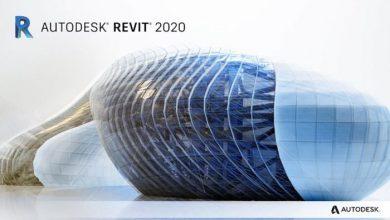 صورة برنامج ريفيت 2020 Revit النواة 64 بت