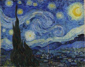 ليلة النّجوم Starry Night