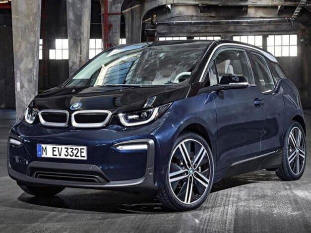 بي ام دبليو I3 min - السيارات الكهربائية بوجه عام