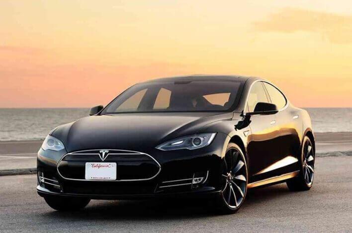 تسلا موديل S min - السيارات الكهربائية بوجه عام
