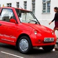 سيارة كهربائية مداها 80 كيلومتر. 200x200 - السيارات الكهربائية بوجه عام