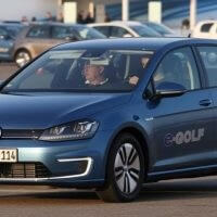 غولف إي 200x200 - السيارات الكهربائية بوجه عام
