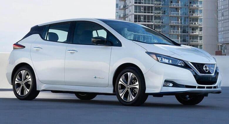 نيسان ليف min - السيارات الكهربائية بوجه عام