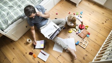 Photo of اجلس في البيت