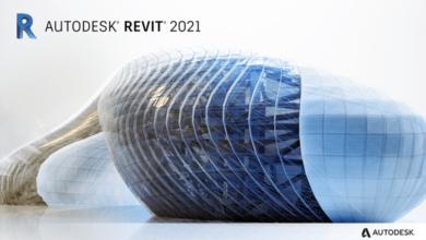 برنامج الريفيت 2021 Revit النواة 64بت