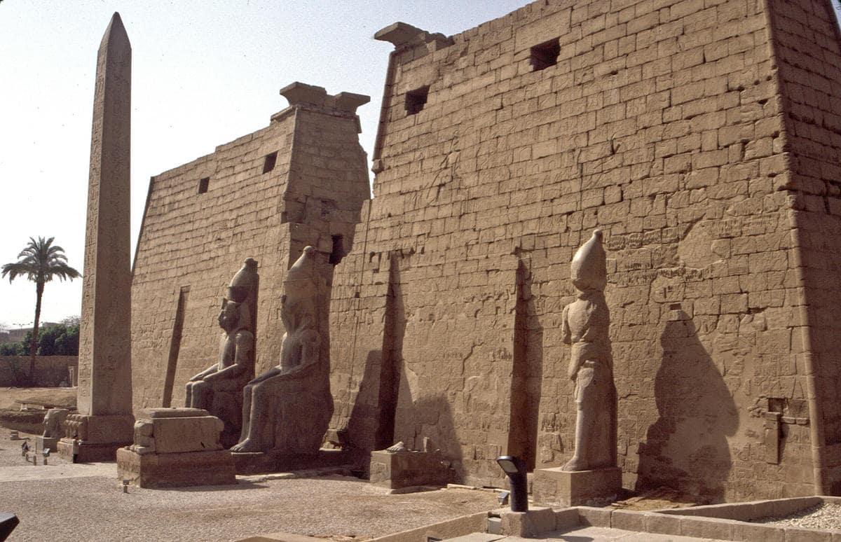 ekskursiya v luksor 2 dnya 1 1 min - العمارة المصرية القديمة