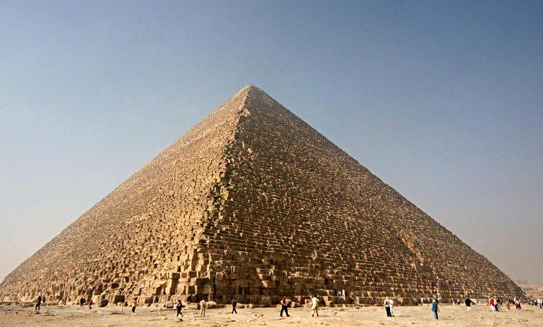 العمارة المصرية القديمة